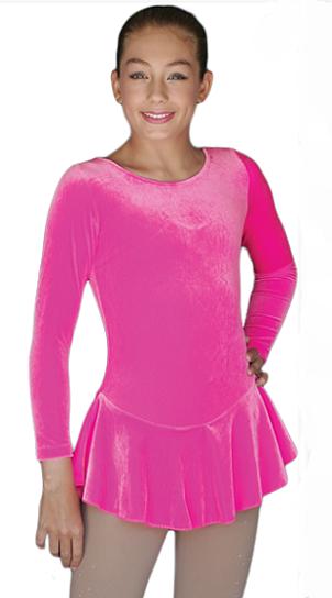 Chloenoel  Taitoluistelupuku (Folly Pink)