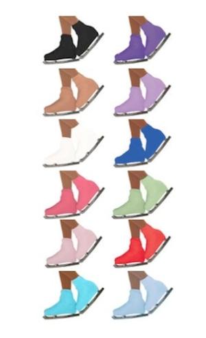ChloeNoel Boot Covers 1  (Useita värejä)