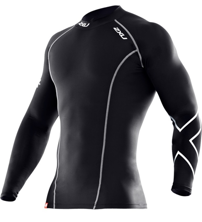 2XU Compression L/S TOP, M