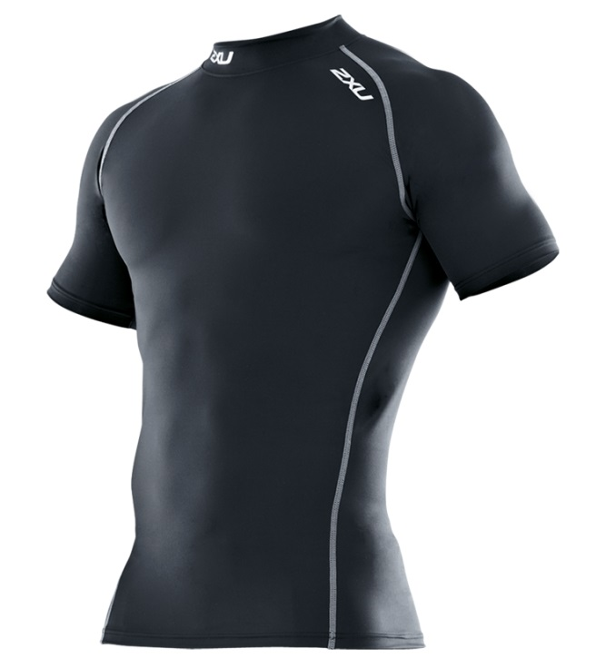 2XU Compression S/S TOP, W