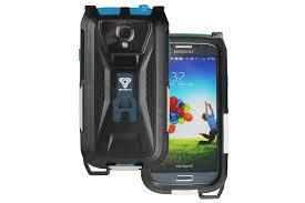 ARMORCASE Samsung S3/S4 sadesuojattu, musta
