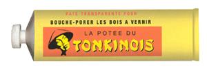 Tonkinois-pasta 250ml (60 €/l) pellavaöljypohj.