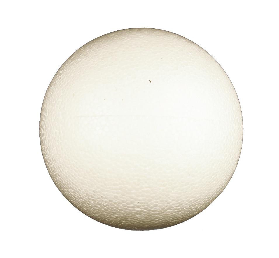 Styroxpallo  10cm