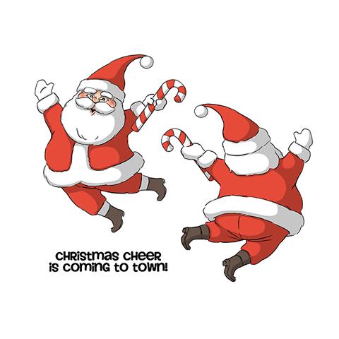 AI leimasin Santa spinner (ezmount)