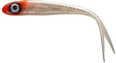 Abu Svartzonker McWalleye 18cm, 26g - RH/Pearl