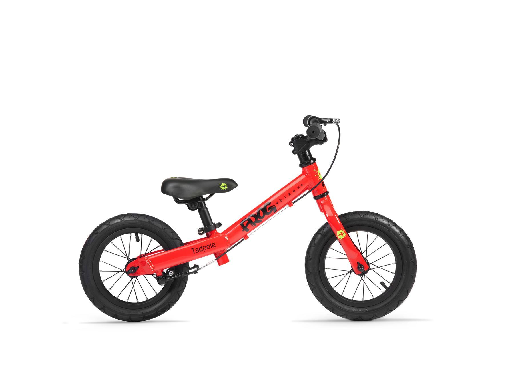 Frog Bikes TADPOLE potkupyörä 12-rengas