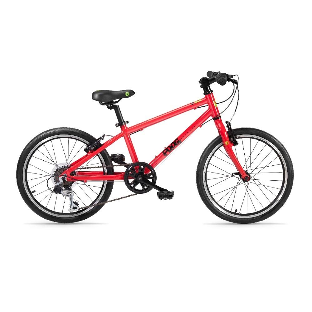 Frog Bikes 52 lastenpyörä 20- rengas. 8-vaihdetta.