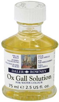 Ox Gall Solution 75 ml Häränsappi
