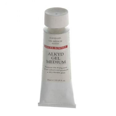 Alkyd Gel Medium 75 ml