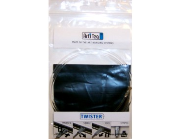 ArtiTeq Perlon + Twister Clio2Fix 1m