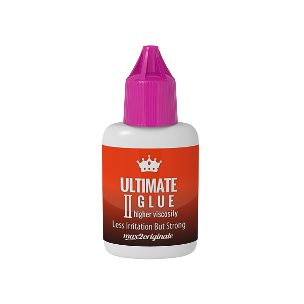 ULTIMATE II GLUE volumeripsientekoon