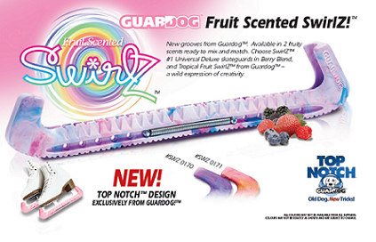 GuarDog Berry Blend Swirlz Deluxe Guard
