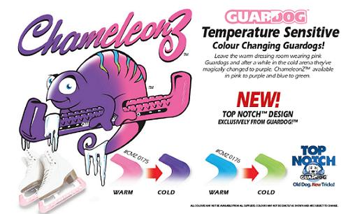 GuarDog Pink Chameleonz Deluxe Guard