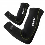 Altitude 2 ARM WARMERS, black