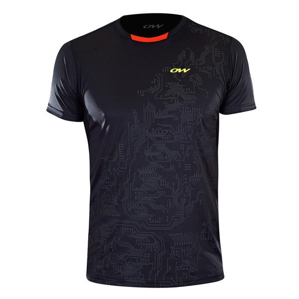 Blade 3 s/s shirt M, black