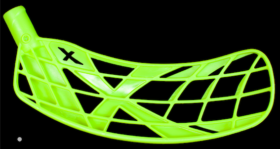 Blade X MB Neon Yellow