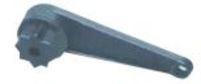Kansiruuvikkeen avaaja (sopii mm. Jeanneau ja Beneteau)