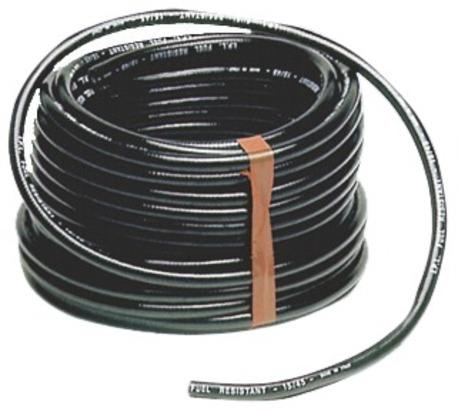 Polttoaineletku 8mm Osculati PVC/PE vahvistettu/metrihinta