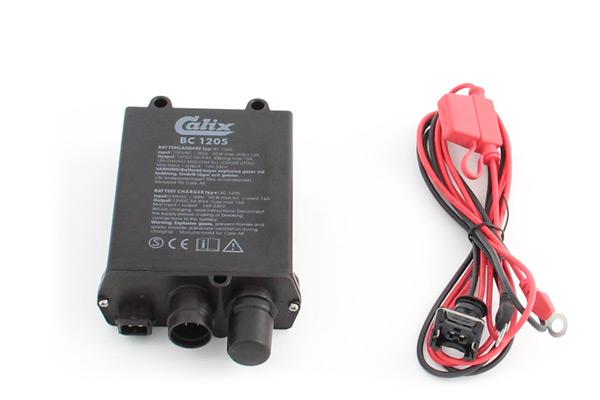 Akkulaturi Calix BC1205 12V 5A