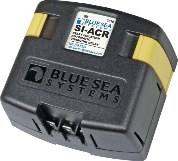 Latausrele Blue Sea SI-ACR 12/24VDC 120A
