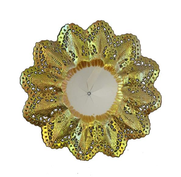 Biedermeier 16cm kulta (bied2)