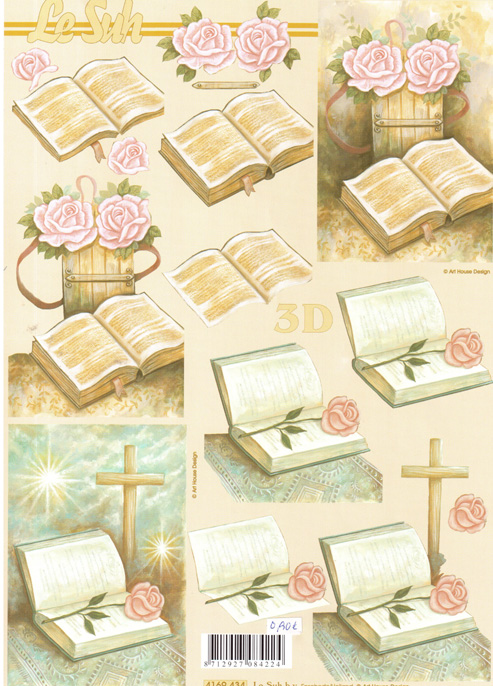 Le suh raamattu ja risti 434