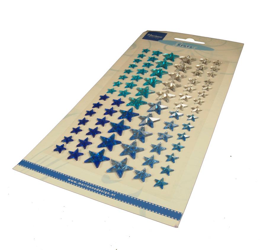 MD siniset tähtitarratimantit  CA3112