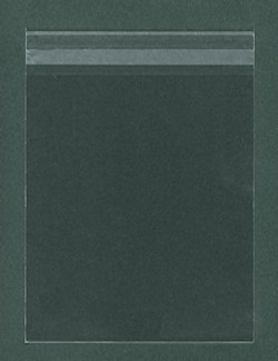 Sellofaani korttipussi 12,5x16cm (C6) 100kpl