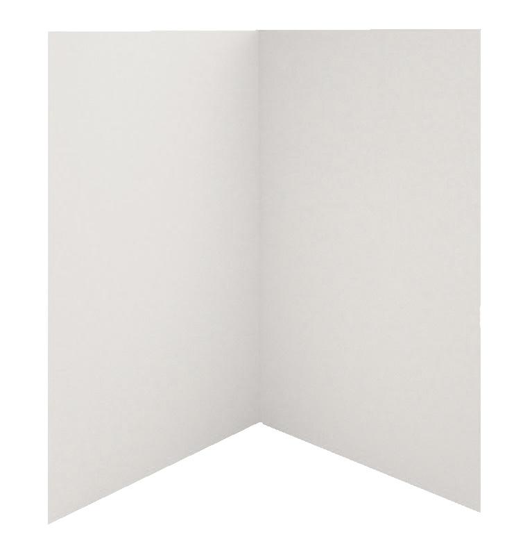 Adressin kannet valkea 5kpl (suljettuna koko A4)