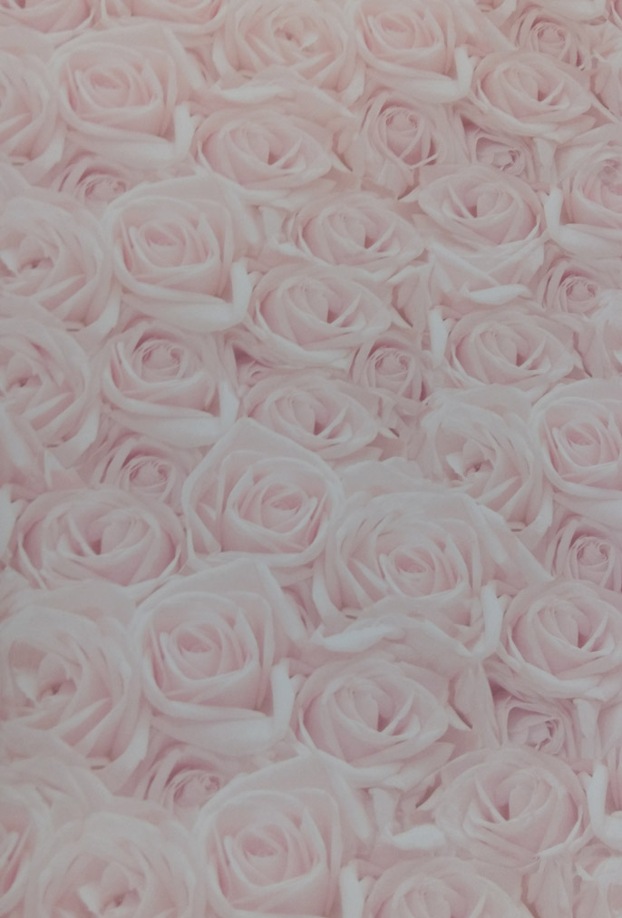 JK ruusupaperi vaaleanpunainen  A4 5kpl 160g