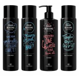 KC Four Reasons Black Edition Co-Wash 400ml