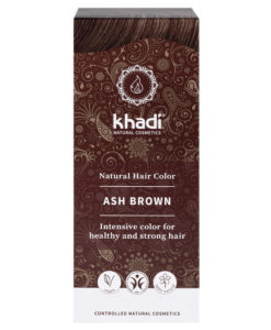 Khadi Ash Brown kasvihiusväri ME4 100g