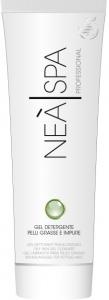 Nea Spa Rasvaisen ja epäpuhtaan ihon puhdistusgeeli, 200ml