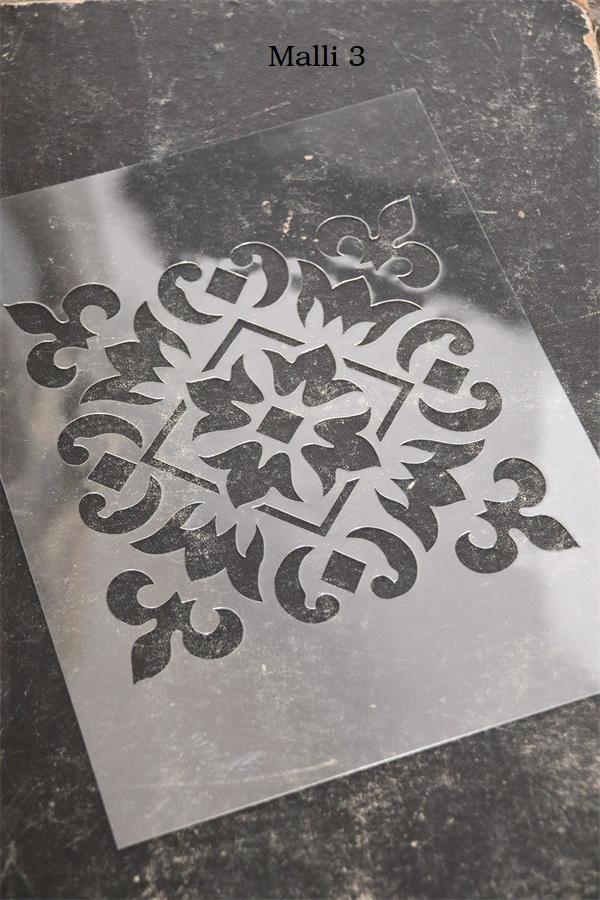 Kuvion mitat n. 16,5x16,5 cm