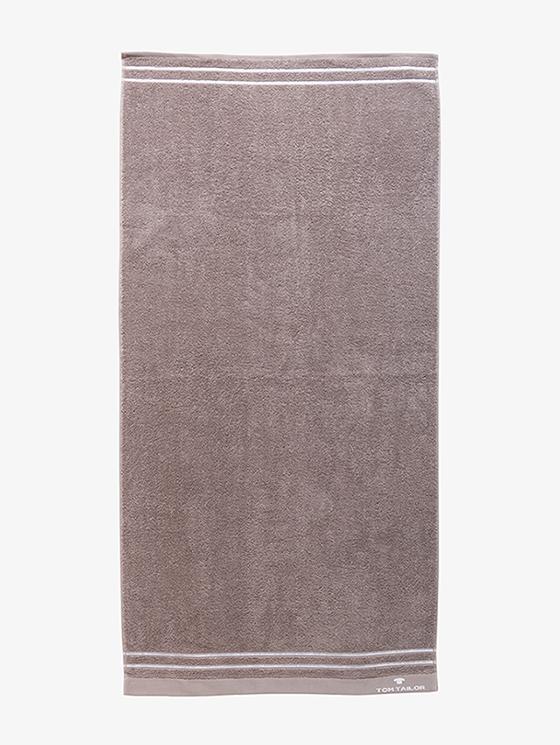 Stone (vaalean beigenharmaa valkoisin päätyraidoin)