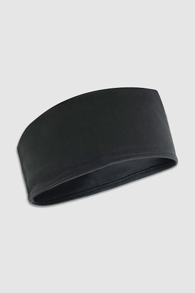 Musta trikoopanta Rake-logolla