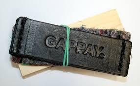 Jälkiesineet 3kpl, Gappay
