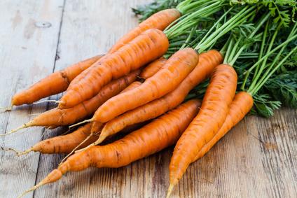 Kotimainen porkkana, luomu, 500g