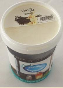 Paavolan kotijogurtti Vanilja , 500g