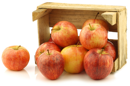 Omena, Royal Gala, luomu, n. 1kg