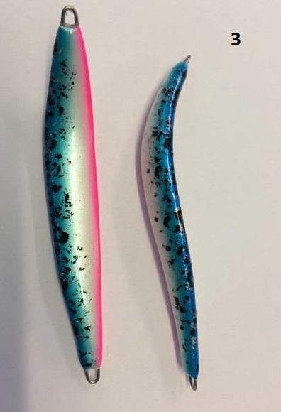 Pyöveli Slim kevennetty 105mm/25g Väri Sin/valk/pink
