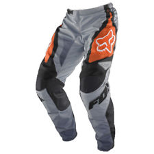 Fox 180 Race pant Light Grey/Orange SIZE: 32 (ovh 139€)