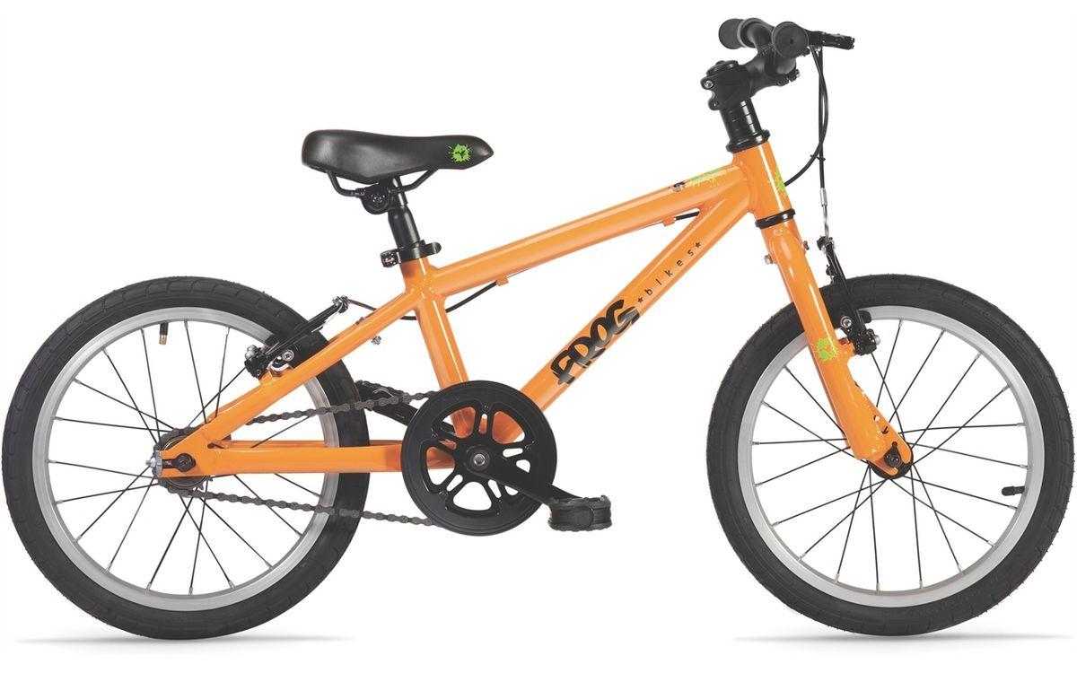 Frog Bikes 48 lastenpyörä 16- rengas