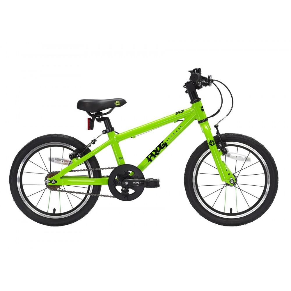 Frog Bikes 48 vihreä