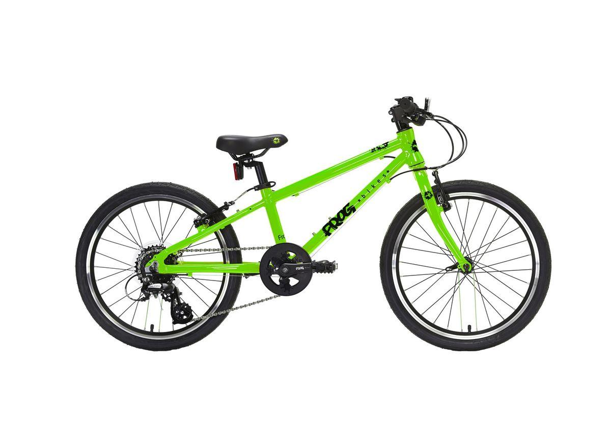 Frog Bikes 52 vihreä