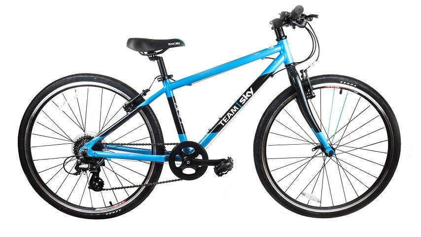 Frog Bikes 62 lastenpyörä 24- rengas. 8-vaihdetta.
