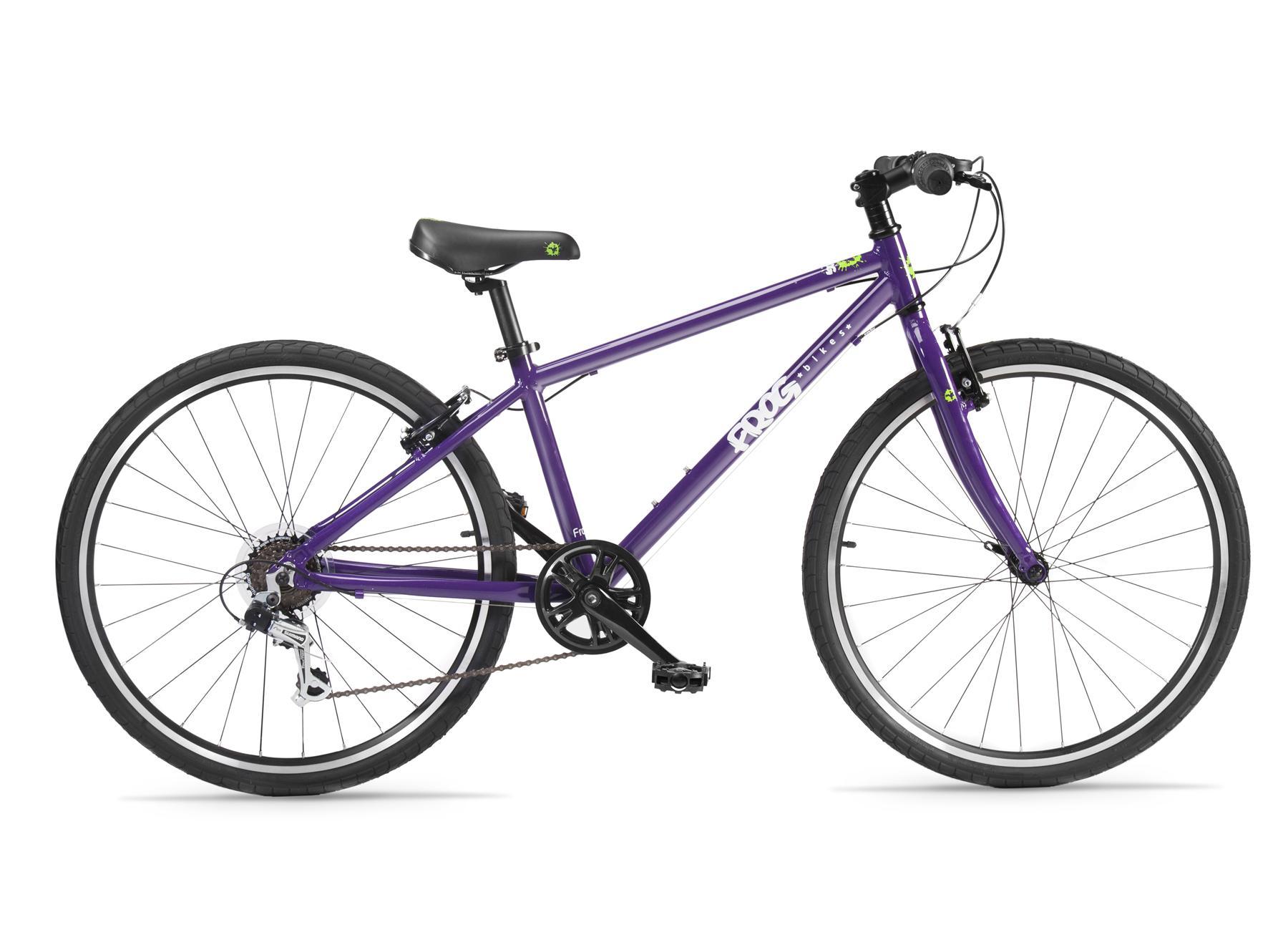 Frog Bikes 69 violetti