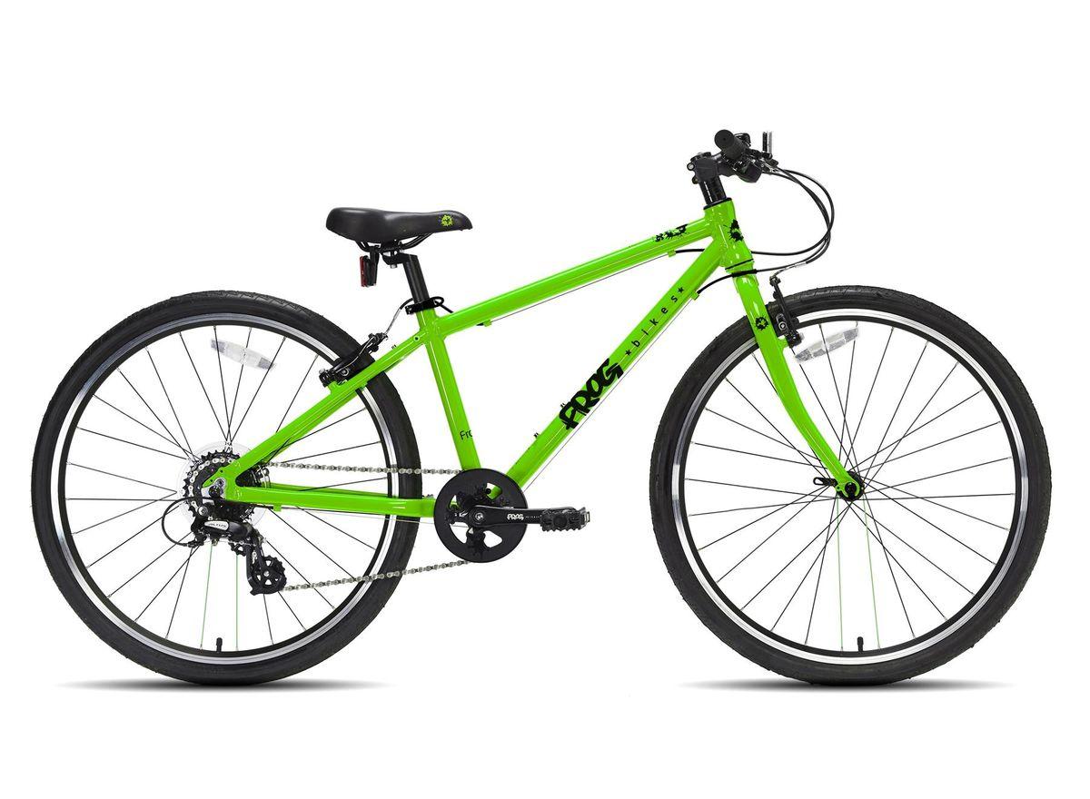 Frog Bikes 69 lastenpyörä 26- rengas. 8-vaihdetta.