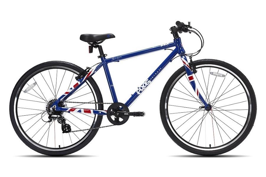 Frog Bikes 73 lastenpyörä 26- rengas. 8-vaihdetta.