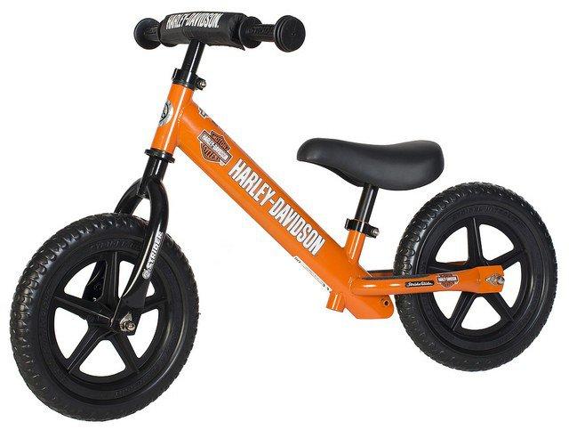 Strider ST-4 Oranssi Harley Davidson SPORT